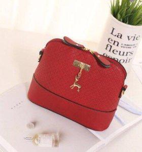 Женская стильная недорогая качественная сумка