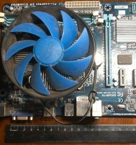 Почти компьютер на Intel core i3