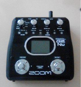 Гитарный процессор G2NU