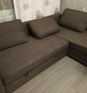 Диван-кровать 2-спальная
