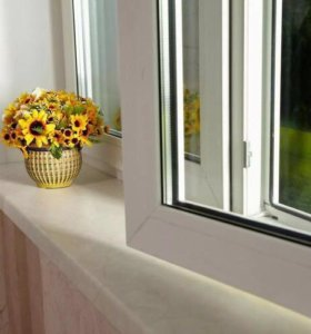Пластиковые окна, рамы, обшивка балконов и другое