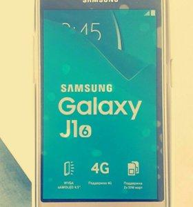 Galaxy J1 2016 Gold