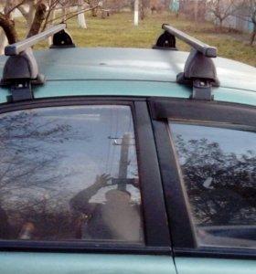 Багажник на крышу Шевроле Ланос