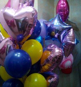 Шарики на свадьбу шарики на День Рождения не Китай