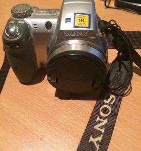 Фотоаппарат SONY super SteadyShot DSC-H2