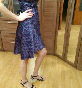 НОВОЕ Платье фиолетовое