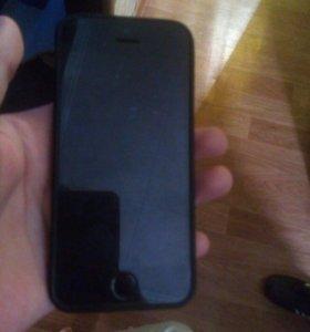 Айфон5s грей срочно продаю