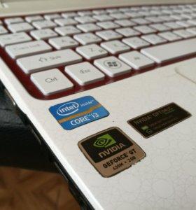 Игровой ноутбук Acer/Packard Bell