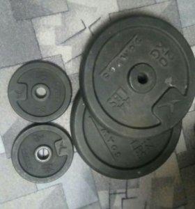 Блины (диски) 28мм
