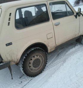 ВАЗ (Lada) 4x4, 1996