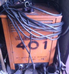 Сварочный трансформатор тдм - 401У2