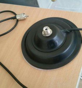 Крепление для рации магнит.с кабелем
