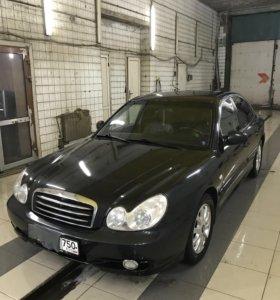 Hyundai sanata