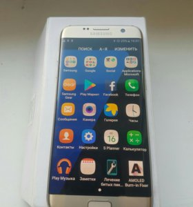 Samsung Galaxy S7 Edge , Можно на запчасти.