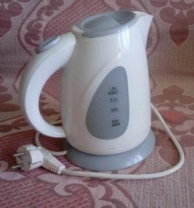 Компактный чайник 1 л