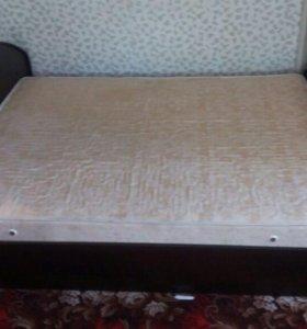 Кровать Евро.