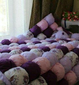 Одеялко бомбон на заказ.