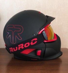 Продам новый горнолыжный шлем