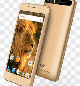 "5"" Смартфон Vertex Impress Lion dual cam (3G) 8ГБ"