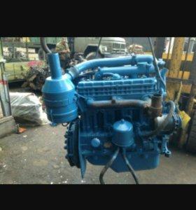 Ремонт тракторных двигателей недорого