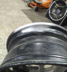 Восстановление, ремонт, металлических изделий из а