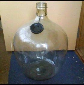 Бутыль для настоек и вина 50л