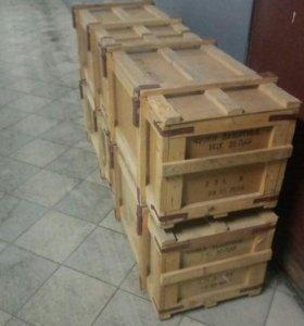 Ящик армейский деревянные ящики военные