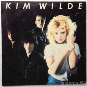Kim Wilde 1981 Germany