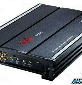 2-канальный усилитель Mac Audio ZXS 2000