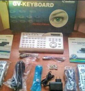 Клавитура для видеонаблюдения