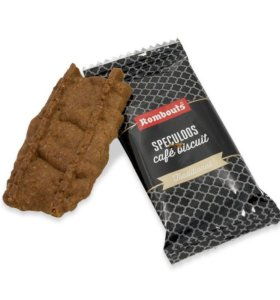Пряное хрустящее печенье Rombouts Speculoos