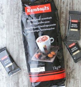 Бельгийский горячий шоколад Rombouts