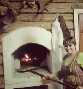 Печник. Строим печи, камины и барбекюшницы