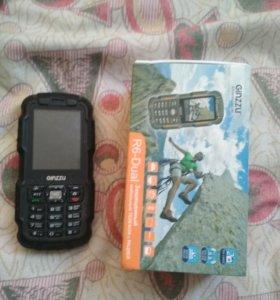 Телефон противоударный водонепроницаемый неубиваем