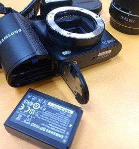 Фотоаппарат Samsung Nx210