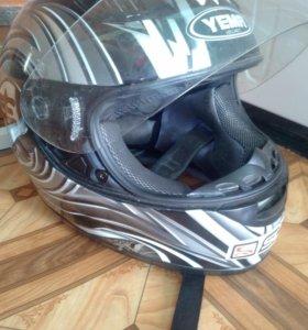 Мото шлем YEMA helmet