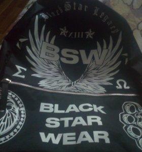 Поптфель Black star