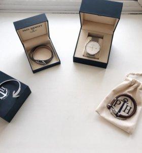 Часы и браслеты Paul Hewitt