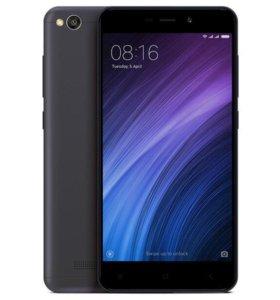 Новый смартфон Xiaomi Redmi 4A Black