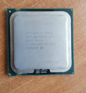 Процессор Intel core 2 quad slg9s malay