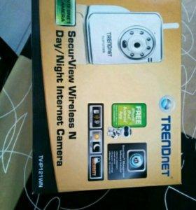 IP-камера Wi-Fi trendnet TV-IP121WN