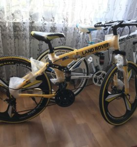 Взрослые Велосипеды на литых дисках и фэтбайки.