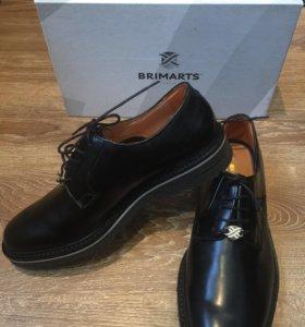 Новые мужские туфли Brimarts