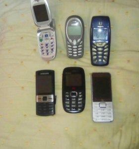 Продам сотовые телефоны!