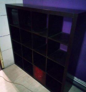 Полка шкаф Ikea