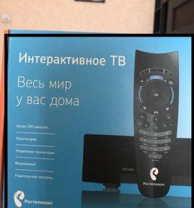 Приставка для интерактивного ТВ РОСТЕЛЕКОМ
