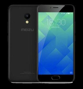 Новый Meizu M5c black16Gb
