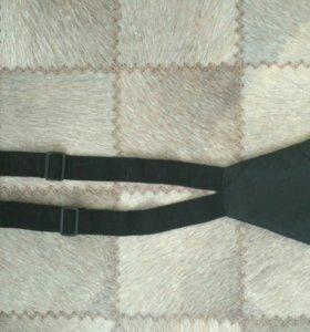 Подтяжки ( лямки для брюк- новые на молнии)