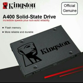 Kingston a400 ssd 120 gb.