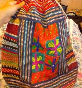 Рюкзаки из Индии